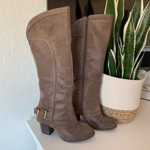 Worn once Fergalicious Booties
